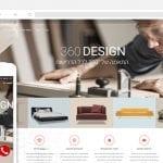 אתר קטלוג - e-commerce למכירת ריהוט בוטיק