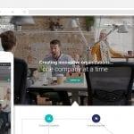 בניית אתר תדמיתי לחברת פויסיס